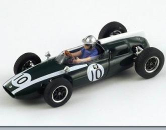 Cooper T53 10 Bruce McLaren Monaco GP 1960