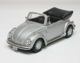 VOLKSWAGEN Beetle Cabriolet, silver