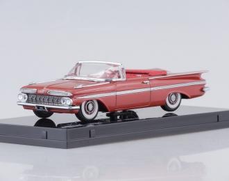 CHEVROLET Impala (1959),  cameo coral