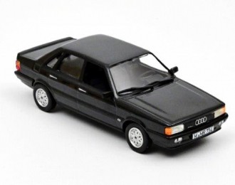 AUDI 80 Quattro 1985 Dark Grey Metallic