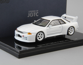 NISSAN Skyline R32 GT-R JGTC Test Car (1994), white
