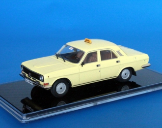 Горький 24-17 Такси (сжиженный газ) 1986-1992 Москва