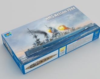 """Сборная модель Британский линейный корабль """"HMS Nelson"""""""
