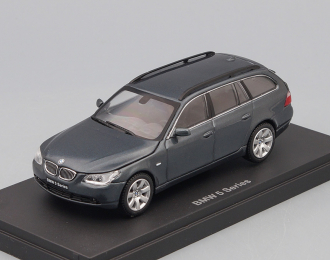 BMW 545i Touring E61, titan grey