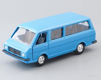 РАФ 2203 микроавтобус, голубой