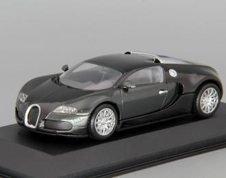 (Уценка!) BUGATTI Veyron (2010), black metallic