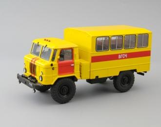 Горький 66 ВГСЧАС 3902, желтый