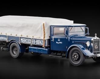Mercedes-Benz Truck Racing Transporter LO 2750, 1934-1938