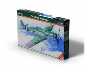 Сборная модель Самолет Fw-190D-9 Michaelski