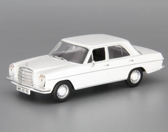 MERCEDES-BENZ W115, Kultowe Auta 103, white