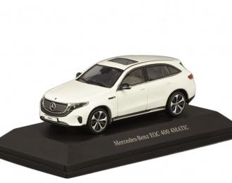 Mercedes-Benz EQC 400 4MATIC (N293) белый