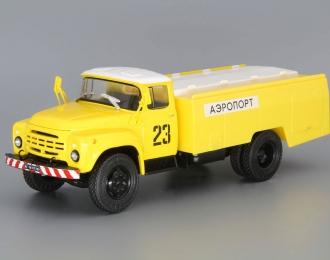 АС-161, Грузовики СССР 23, желтый