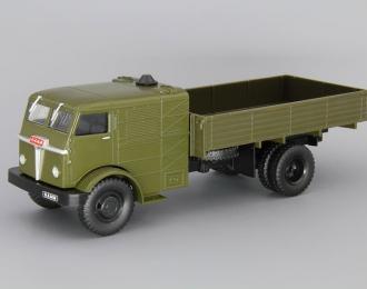 НАМИ-012, Грузовики СССР 20, зеленый