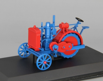 """Трактор """"Запорожец"""", Тракторы 69, красный / синий"""