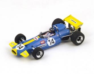 Brabham BT33 #14 South African GP 1971 Graham Hill