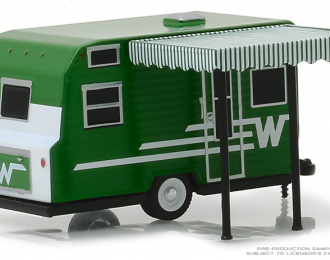 кемпер-трейлер WINNEBAGO 216 1965 Green