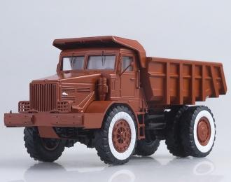 МАЗ 525 самосвал (25 тонн), выставочный