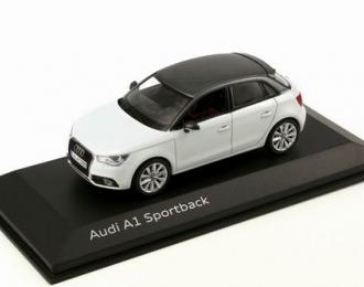 AUDI A1 Sportback, white