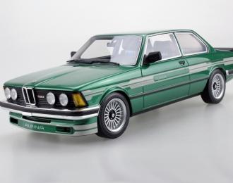 BMW 323 Alpina 1983 (green)