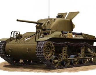 Сборная модель M22 Locust Airborne Tank