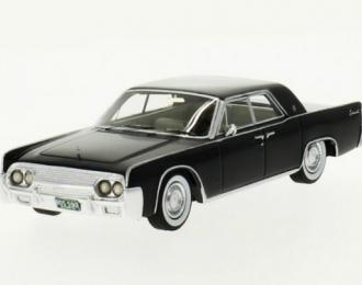 LINCOLN Continental Sedan 53A (1961), black