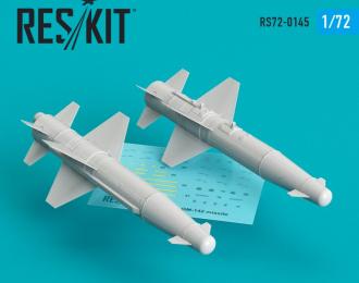 AGM-142 missile (2 pcs)  (F-4, F-15, F-16, F-111)