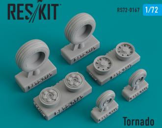 Колеса для Tornado wheels set