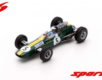 Lotus 33 #5 Winner British GP 1965 Jim Clark