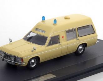 OPEL Admiral B LWB Miesen Ambulance (скорая медицинская помошь) 1970