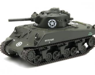 M4 (105) Sherman, Czolgi Swiata 3
