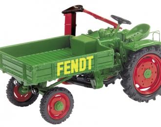 Fendt Con Cassone Anteriore (green)