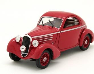 FIAT 508 S Balilla - 1936, Legendarne Samochody 51, красный