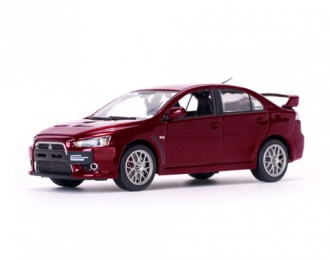 MITSUBISHI Lancer Evo X Final Edition 2015 Metallic Red