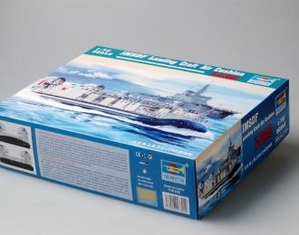 Сборная модель Японский десантный корабль на воздушной подушке