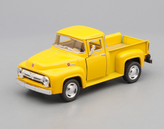FORD F-100 Pick-up (1956), yellow