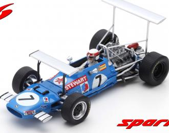 Matra MS10 #7 Winner South African GP 1969 Jackie Stewart