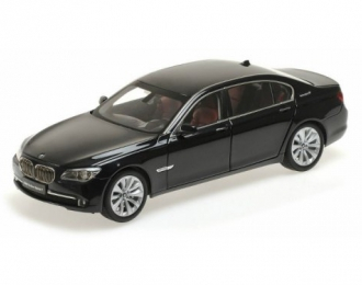 BMW 7 Series Active Hybrid, черный