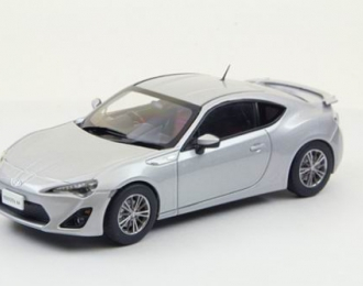 TOYOTA GT86 (2012), silver
