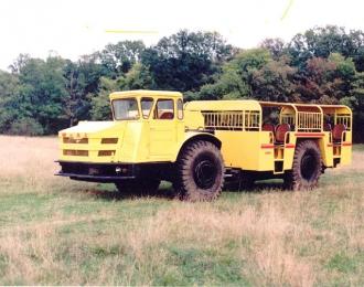 (КИТ) Средство транспортное для перевозки людей в подземных условиях МоАЗ-7405-9286