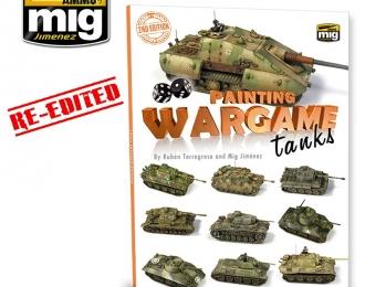 "Книга PAINTING WARGAME TANKS ENGLISH (""окраска танков для варгейминга""на английском языке)"