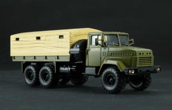 КРАЗ-6322 бортовой, Легендарные Грузовики СССР 22