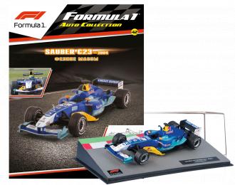 SAUBER C23 Фелипе Массы (2004), Formula 1 Auto Collection 42