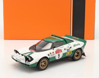"LANCIA Stratos HF #1 ""Alitalia"" Munari/Mannucci Rally San Remo 1975"