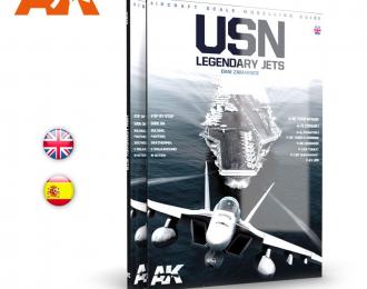 """Книга на английском языке """"USN Legend Reactors """""""
