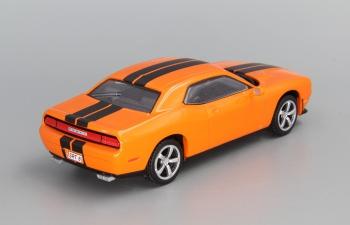 DODGE Challenger SRT-8, Суперкары 60, orange