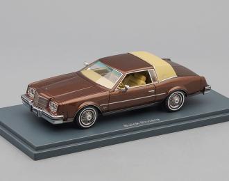 BUICK Riviera (1982), brown / beige metallic