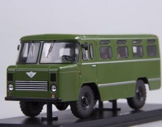 АС-38 Армейский автобус, хаки