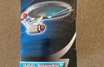 Сборная модель U.S.S. Enterprise NCC-1701