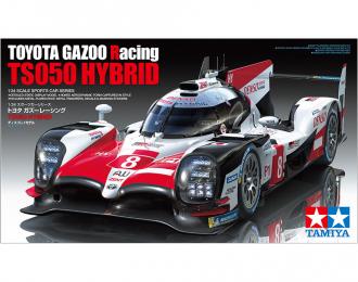 Сборная модель TOYOTA GAZOO RACING TS050