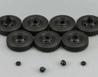 Набор покрышек И-109А с дисками (ЗиС 127)